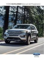 manual Ford-Explorer 2020 pag001
