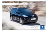 manual Peugeot-4007 2009 pag001