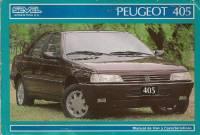 manual Peugeot-405 1996 pag001